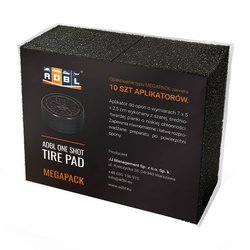ADBL One Shot Tire Pad Applikator MEGAPACK